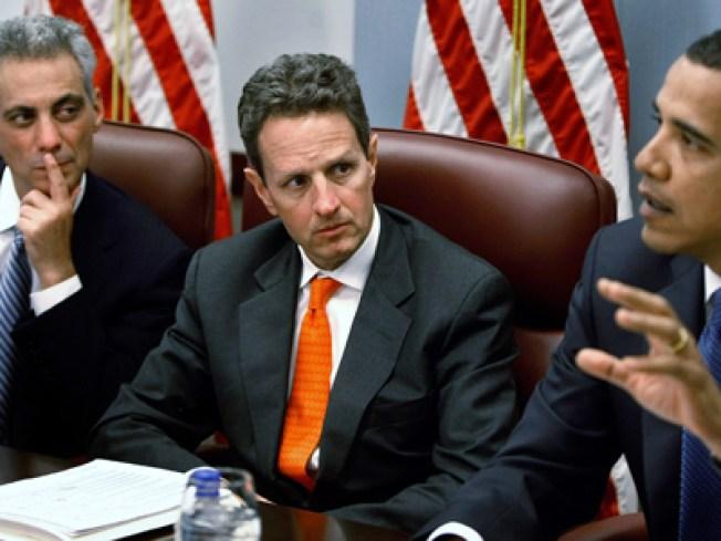 Despite Taxes, Little Heat for Geithner
