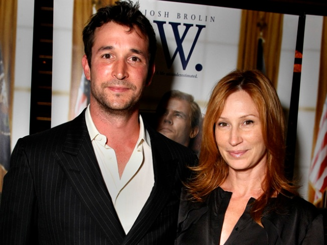 Noah Wyle & Wife Separate