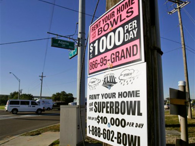 Even Super Bowl Isn't Immune to Poor Economy