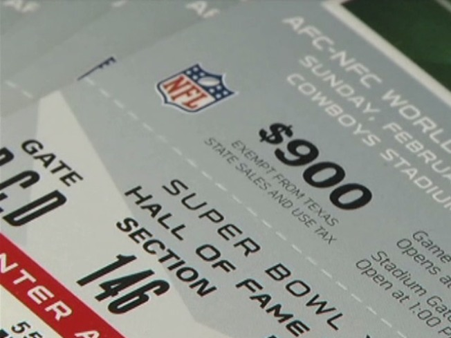 Super Bowl Ticket Prices Near Record High