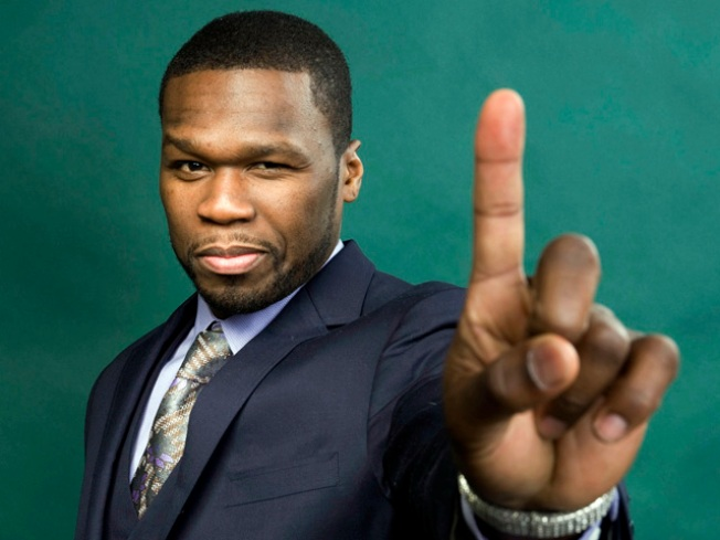 50 Cent, Floyd Mayweather Jr. Launch Film Production Company