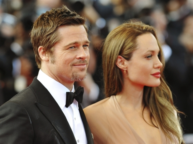Pitt, Jolie split! No, they didn't ... wait ... nope