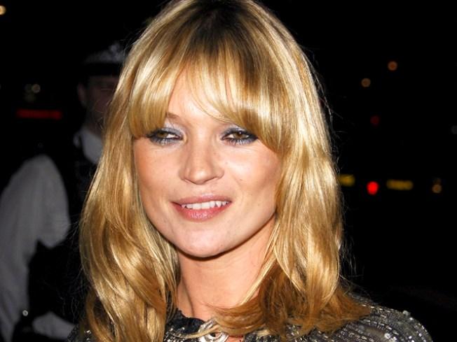 "Kate Moss' Motto: ""Nothing Tastes as Good as Skinny Feels"""