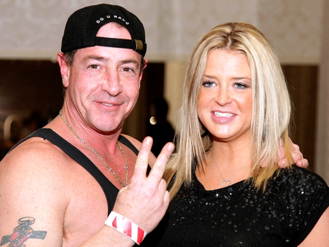 Michael Lohan Accused of Harassing Fiancee Kate Major