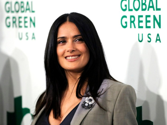 "Salma Hayek, ""Ugly Betty"" Among ALMA Honorees"