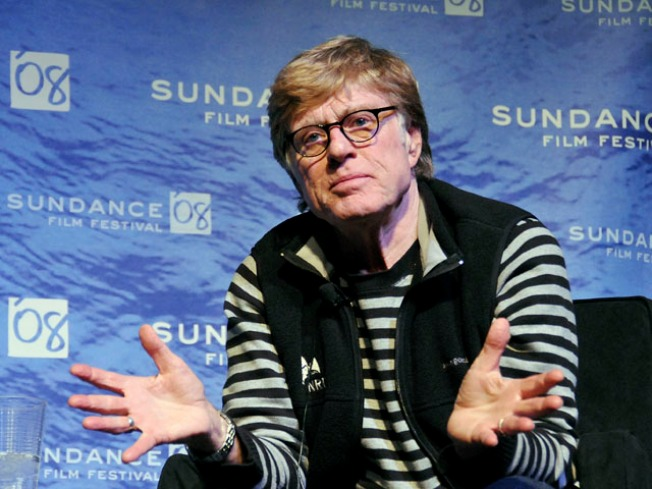 Robert Redford Hunts 'Conspirator' In Lincoln Film