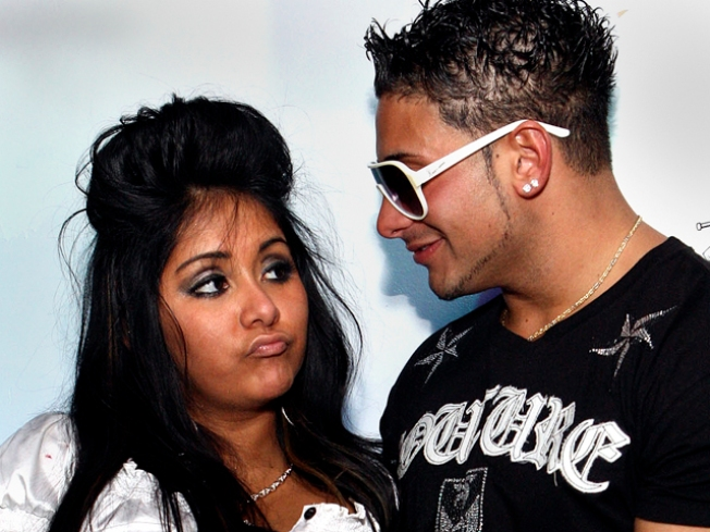 "Snooki's Ex-Boyfriend to ""Fist Pump For Love"" With Spencer Pratt"