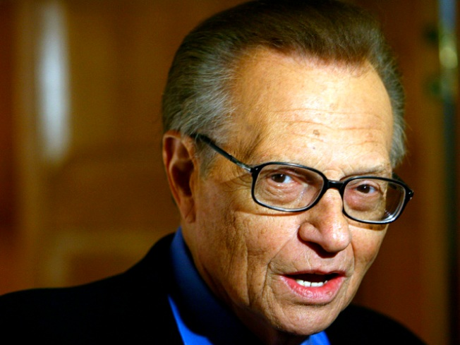 Larry King Headlining SD Jewish Book Fair