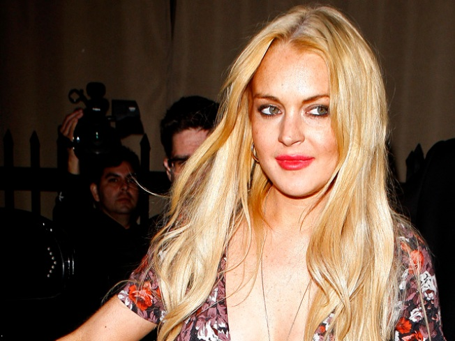 """Lindsay Lohan On Her Past Image: I Was """"Painted As Something Completely Different From What I Really Was"""""""