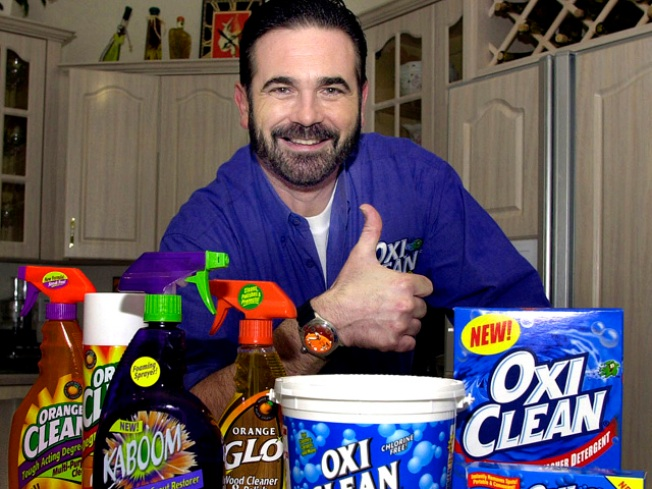 Billy Mays' Family: Cocaine Didn't Lead To Death