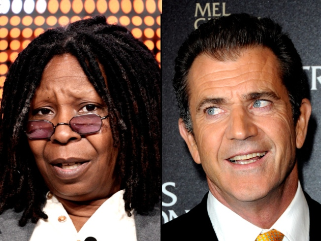 "Whoopi Defends Mel: ""He's No Racist"""