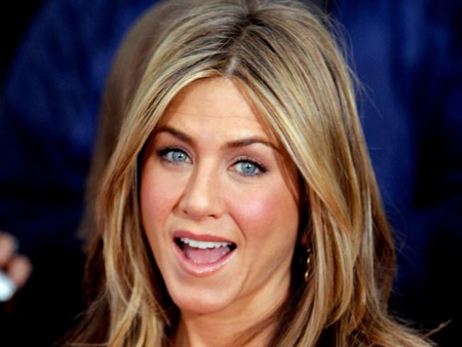 Jennifer Aniston Talks Sperm Banks With Jay Leno