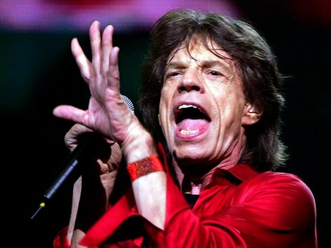 Mick Jagger to Take Stage at Grammys