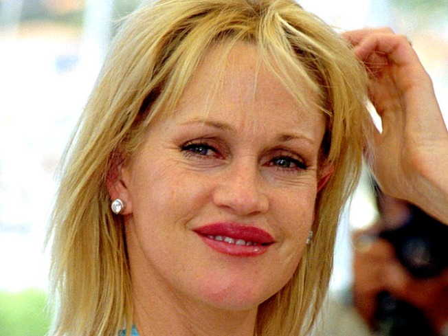 Melanie Griffith Checks Into Rehab