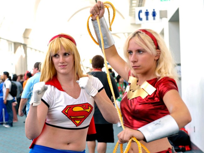 Anaheim Takes Its Comic-Con Fight to Facebook