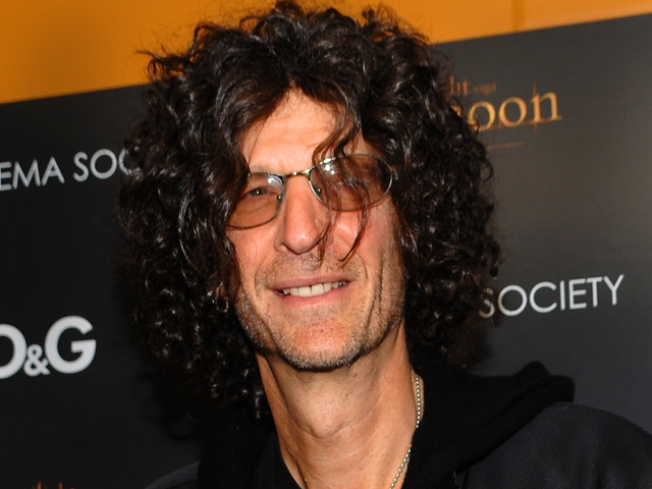 Howard Stern On Sheen, Hookers, and Artie