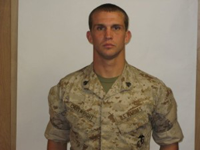 Special Ops Pendleton Marine Killed