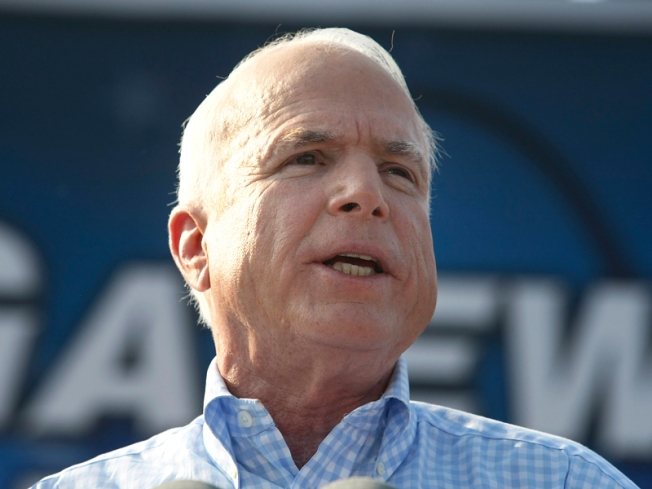 "McCain: ""We Have to Win"" in Afghanistan"