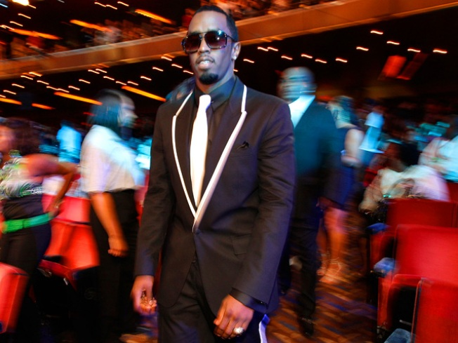 "Sean ""Diddy"" Combs on President Obama: ""I Hope He… Adopts Me!"""