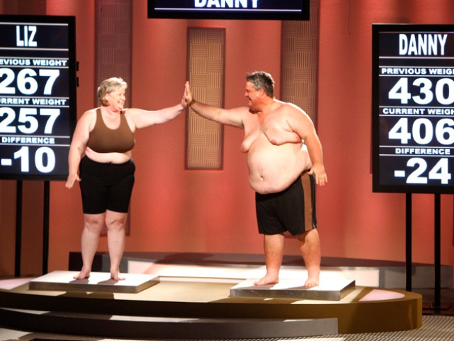 'Biggest Loser's' Abby: 'Happiness is a choice'