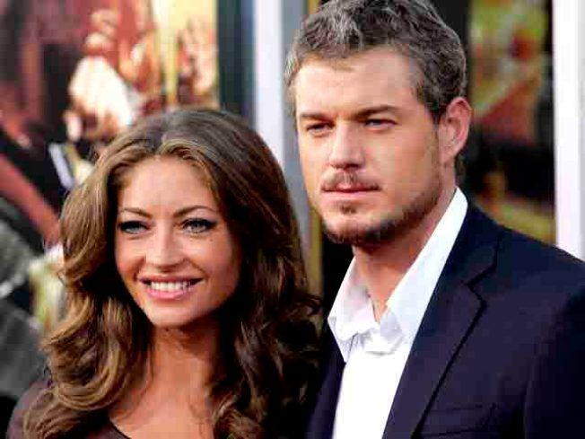 Eric Dane & Rebecca Gayheart Welcome First Child