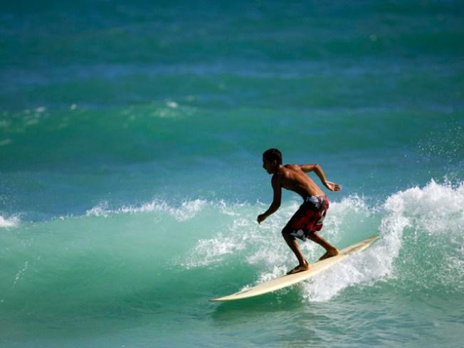 Sun Kissed Grades for San Diego's Beaches