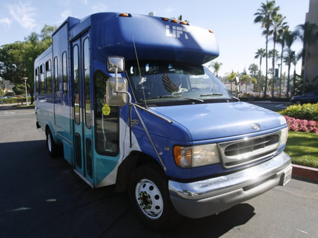 Gamblers Take Transit Service for a Ride