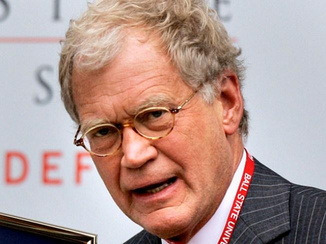 Tidbits: Allred Scolds Letterman