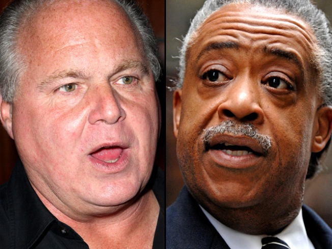 Sharpton Trying to Block Limbaugh From NFL