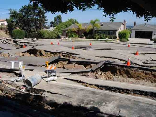 City Settles in La Jolla Landslide Lawsuits