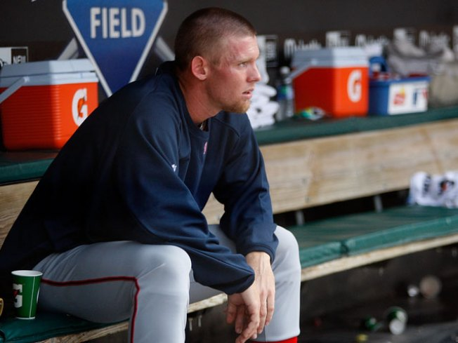 "Strasburg ""Day-to-Day"" After Missing Start"