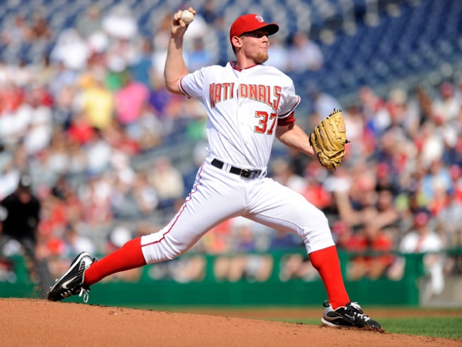 Celizic: Strasburg belongs in MLB's All-Star game