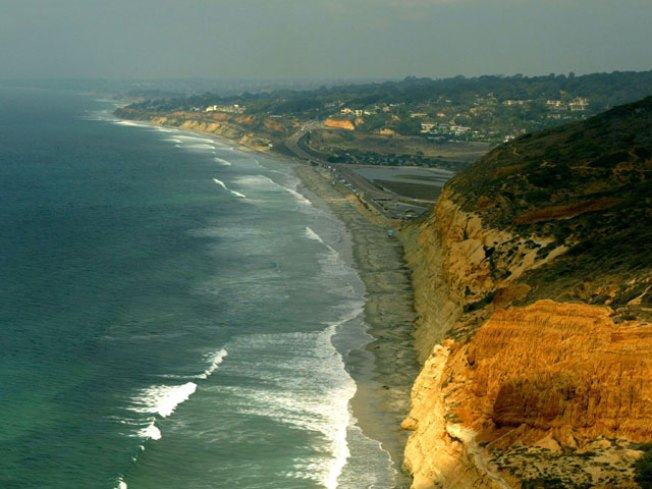 Drug Smugglers Caught at Torrey Pines