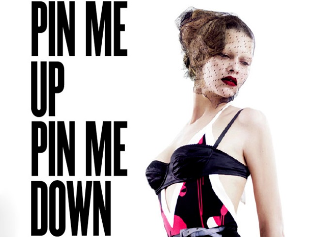 Take a Peek at Miranda Kerr's Sexy Pin-Up Photos