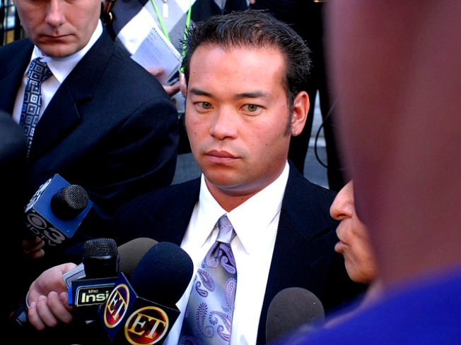 Jon Gosselin, TLC Reach Legal Settlement