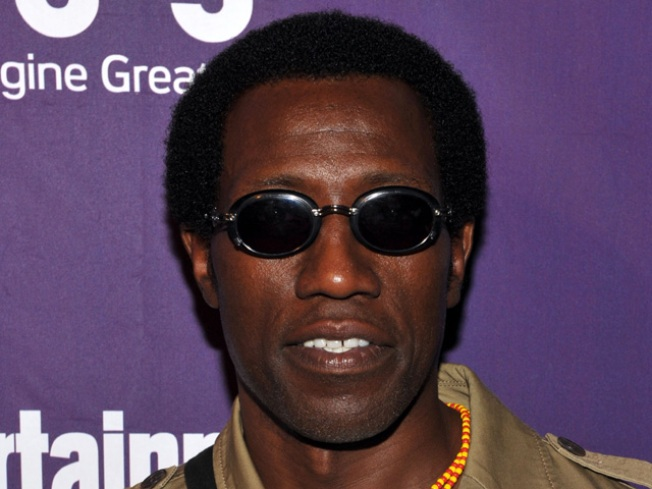 "Judge Says the ""Time Has Come"" For Wesley Snipes to Start Prison Term"