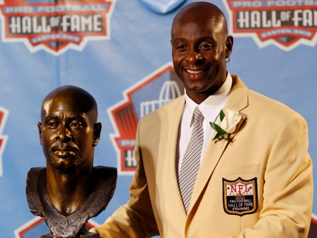NFL Names KNTV's Jerry Rice Best Player Ever