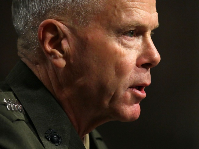 Marines' Leader: Keep Policy on Gays in Military