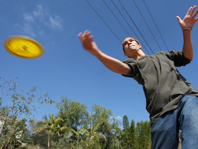Amid Budget Cuts, School to Build Frisbee Golf Course