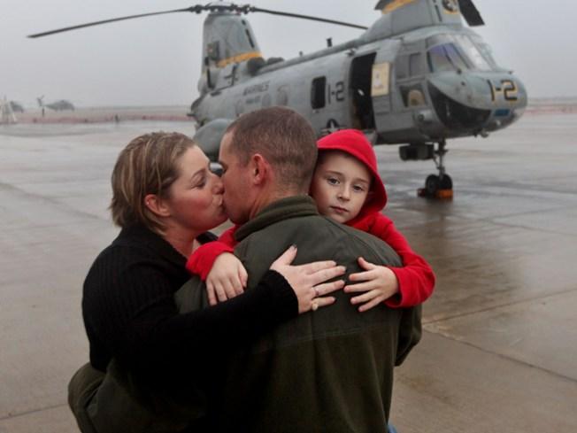 USS Peleliu Returns Home