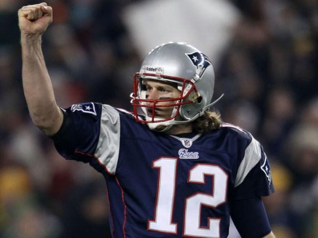 Brady Vs. Cromartie: Who Ya Got?!