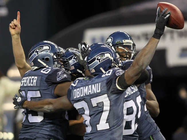 No, Marshawn Lynch's Run Didn't Really Cause an Earthquake