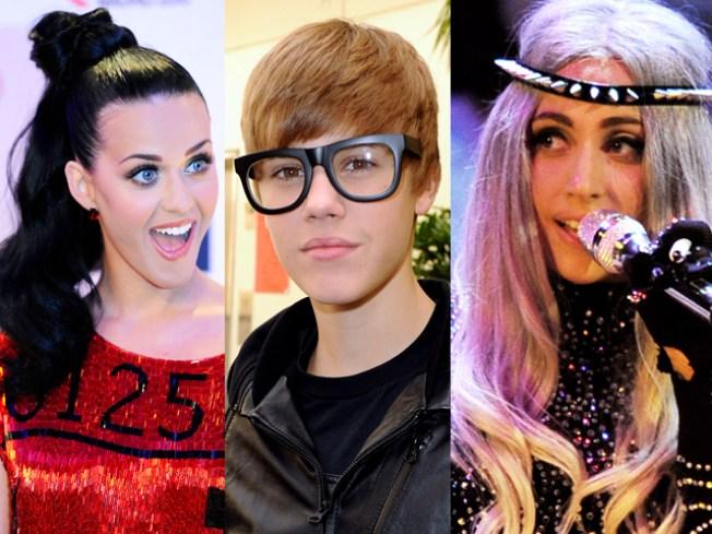 Winners of the MTV Europe Music Awards