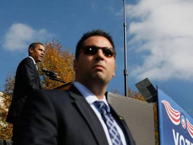 Anti-Obama Sticker Brings Secret Service, Cops Running