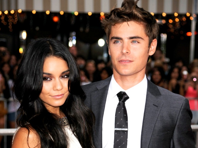 Zac Efron, Vanessa Hudgens Call it Quits: Reports