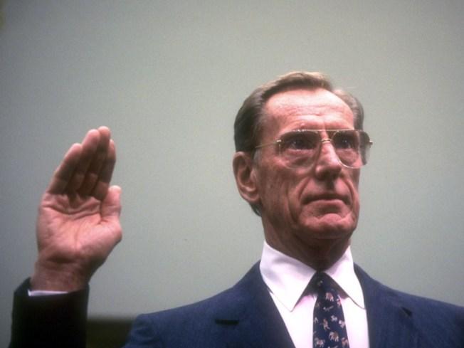 Savings and Loan Figure Charles Keating Dies at 90