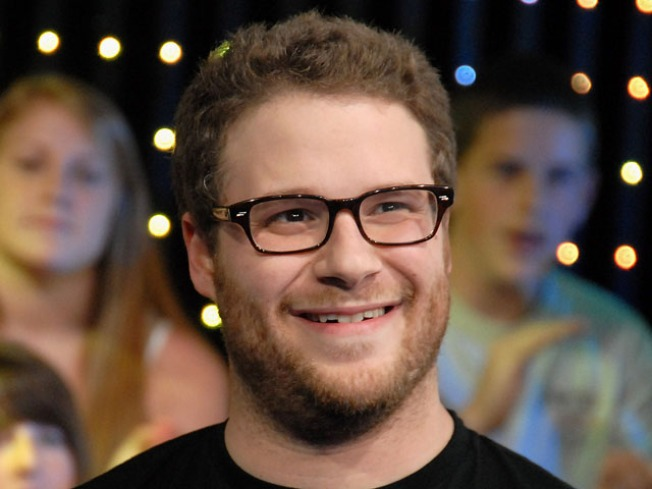 Seth Rogen Tops Forbes' List of Hardest-Working Actors