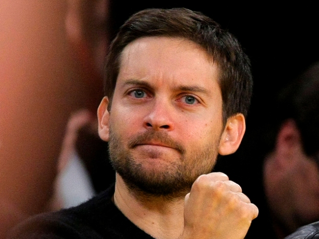 "Tobey Maguire Talks ""Spider-Man"" Production Delay"