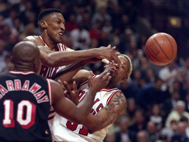Pippen to Join Jordan in Hall of Fame