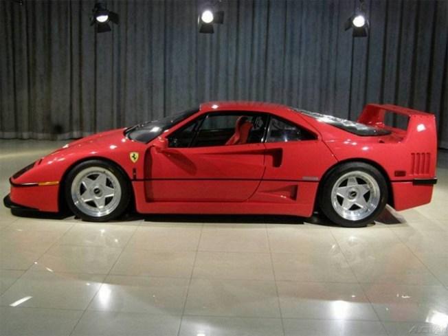 Malibu Home: 6,000 SF, 5 BR, 1 Ferrari